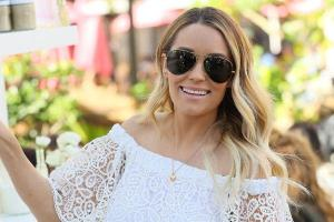 Melt my heart: Lauren Conrad shares spookily adorable snap of baby Liam