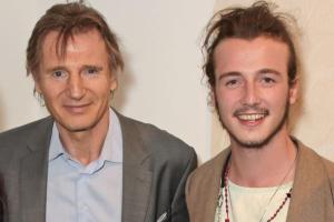 Liam Neesons son honoured his late mum Natasha in the SWEETEST way
