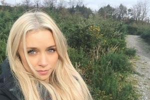 One day: Una Healy hopes to be friends with ex-husband Ben Foden