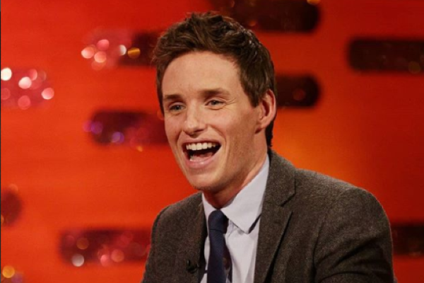 Eddie Redmayne makes a magical admission about his childhood