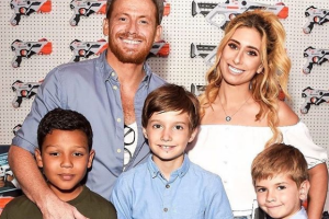 Stacey Solomon shocked fans with a beautiful transformation