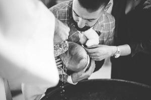 A dilemma: Choosing between a baptism or naming ceremony
