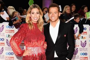 Put a ring on it: Fans think Stacey Solomon and Joe Swash are engaged