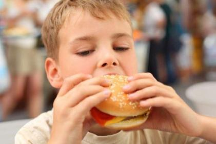 Government cracks down on junk food adverts as child obesity rates rise