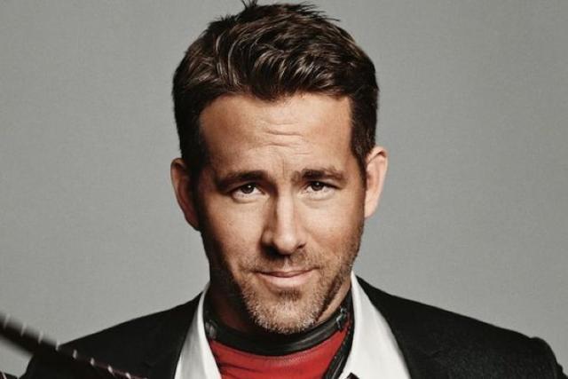 Mercenary job: Ryan Reynolds talks fatherhood and his sex life