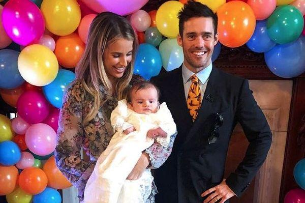 Vogue Williams reveals the sweet name she was going to call her baby boy