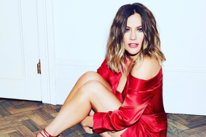 Caroline Flack reveals battle with depression and raw love for her ex-fiance