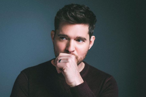 Michael Bublé holds back the tears as he speaks about sons cancer battle