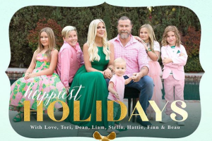 Christmas card roundup: The best celebrity holiday cards this year
