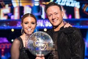 Strictly winner Stacey Dooley thanks Kevin Clifton in heartfelt message