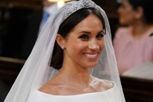 You wont believe how much Meghan spent on her wedding hair and makeup