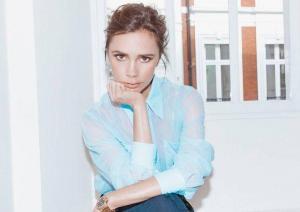 Regenerative: Victoria Beckham uses moisturiser made from her own blood