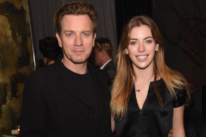 Ewan McGregors daughter denies calling her dad a VERY explicit word