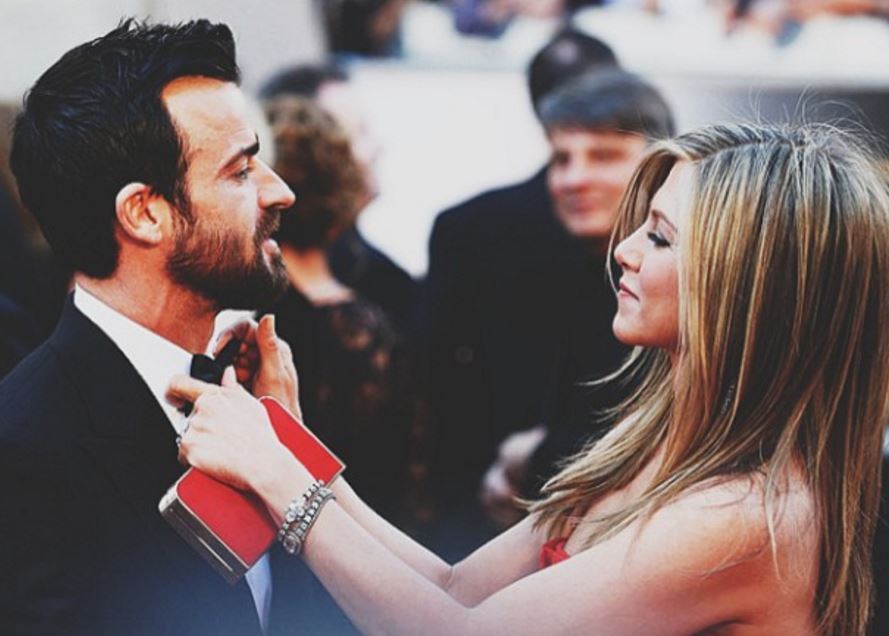 Justin Theroux Has The Best Nickname For Jennifer Aniston