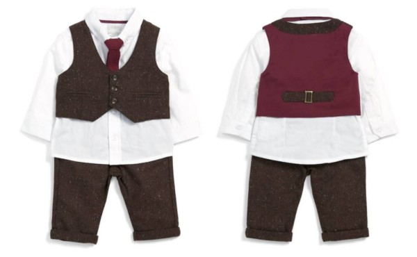 0bdb3e95 Mini Tommy Shelby? These baby Peaky Blinders outfits are too...